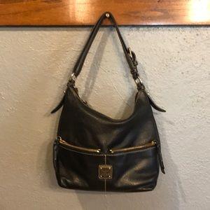 Little black Dooney & Bourke purse